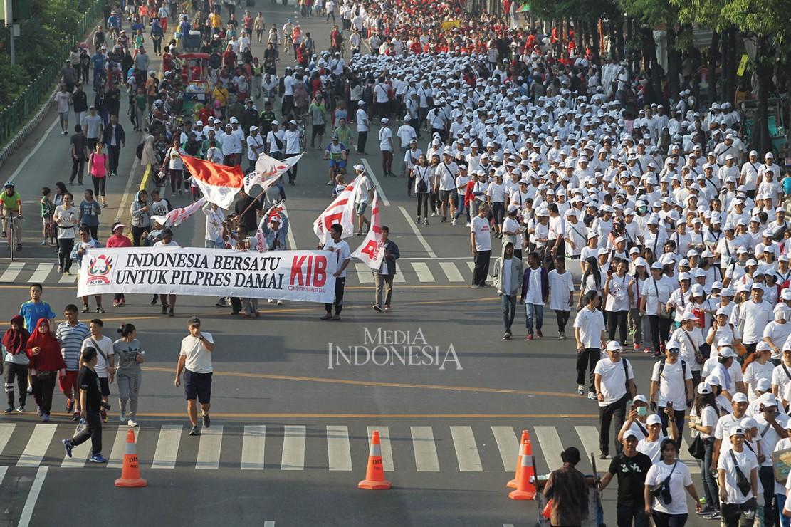 Acara ini melibatkan 6.000 umat Buddha Niciren Syosyu Indonesia (NSI), dan 2.000 umat beragama lainnya. Selain itu ada juga 20 komunitas beragama seperti umat Buddha di Indonesia (Walubi dan Permabudhi).