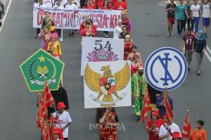 Sementara untuk umat perwakilan dari agama Islam, diwakilkan oleh rekan-rekan dari Majelis Ulama Indonesia (MUI), ada juga Parisadha Hindu Dharma Indonesia (PHDI), Persatuan Gereja-Gereja di Indonesia (PGI), Konferensi Wali Gereja Indonesia (KWI), dan Majelis Tinggi Agama Konghucu Indonesia (Matakin).