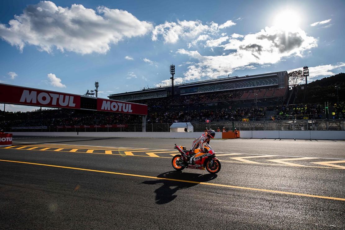 Juara GP Jepang, Marquez Juara Dunia MotoGP 2018