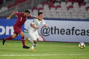 Hasil ini membuat Indonesia turun ke peringkat ketiga klasemen sementara dengan koleksi tiga poin. Indonesia kalah head to head dari Qatar di peringkat kedua.