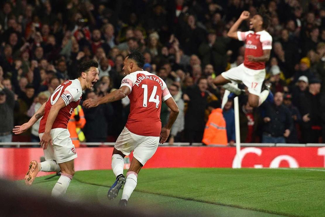 Arsenal Tundukkan Leicester 3-1
