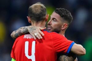Real berhasil mempertahankan kemenangan 2-1 hingga laga usai, yang membuat mereka berbagi pucuk klasemen Grup G dengan AS Roma dengan enam poin setelah tiga pertandingan.
