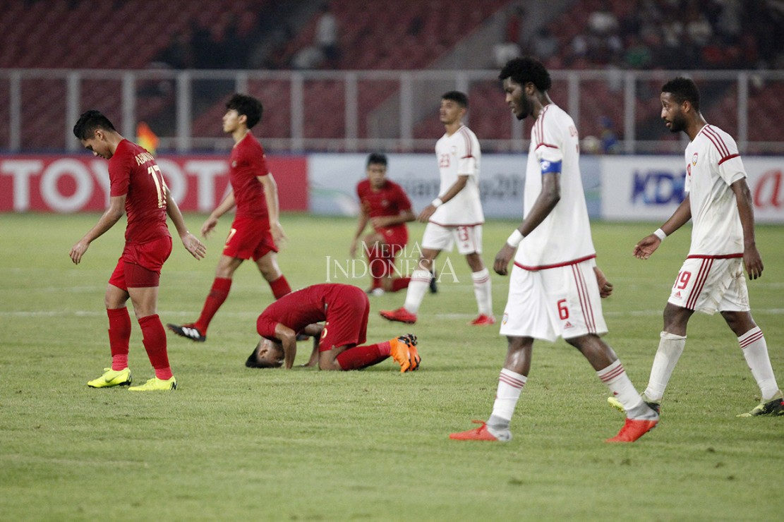 Timnas Indonesia Lolos ke Perempat Final Piala Asia U-19