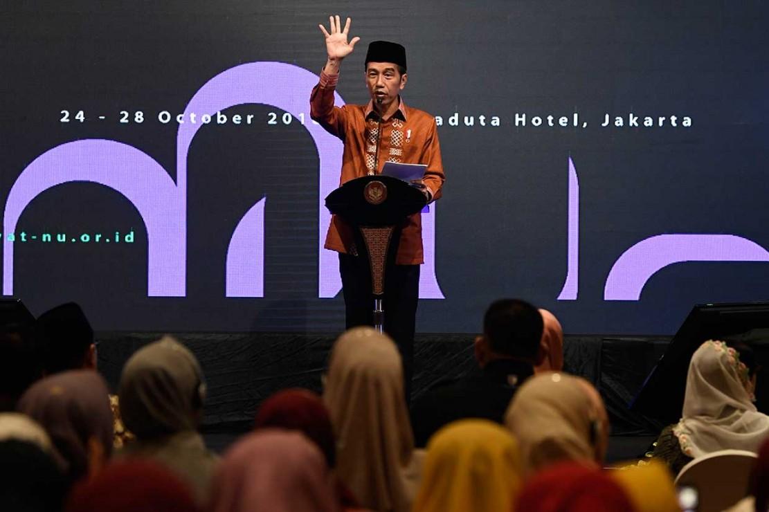 Jokowi Apresiasi Peran Perempuan dalam Perjalanan Sejarah Bangsa