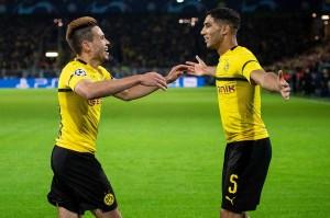 Dortmund baru menggandakan keunggulan pada menit ke-73 lewat pemain pengganti Raphael Guerreiro yang baru masuk 10 menit sebelumnya.