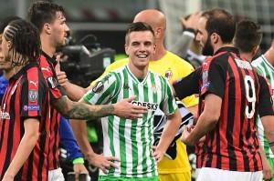 Sayangnya upaya Milan mencetak gol lagi tak membuahkan hasil hingga wasit meniup peluit panjang tanda laga usai. Hasil itu mengantarkan Betis ke puncak klasemen Grup F dengan raihan 7 poin, menggusur Milan (6) yang harus puas berada di tempat kedua.