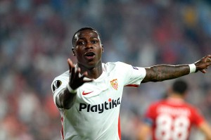 Saat babak kedua berlangsung lima menit, Luis Muriel mengemas gol keempat Sevilla. dan Quincy Promes turut mencatatkan namanya di papan skor dengan mengukir gol kelima Sevilla pada menit ke-60, dengan memanfaatkan bola sodoran Vazquez.