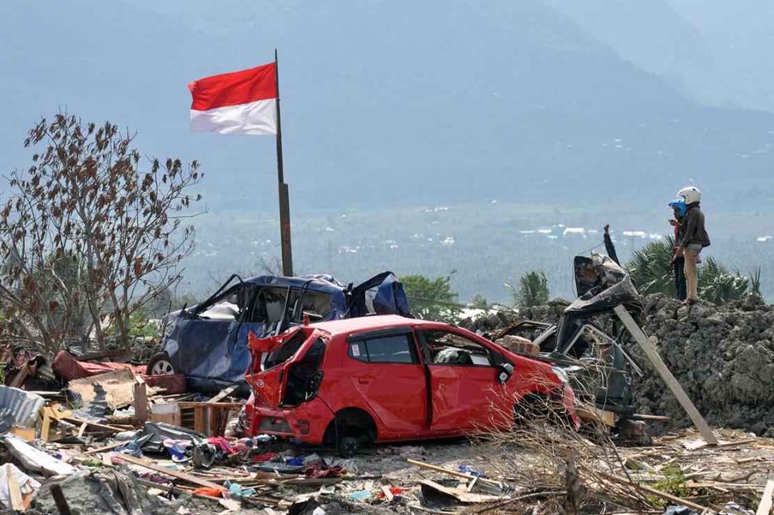 Masa Tanggap Darurat Bencana Sulteng Berakhir