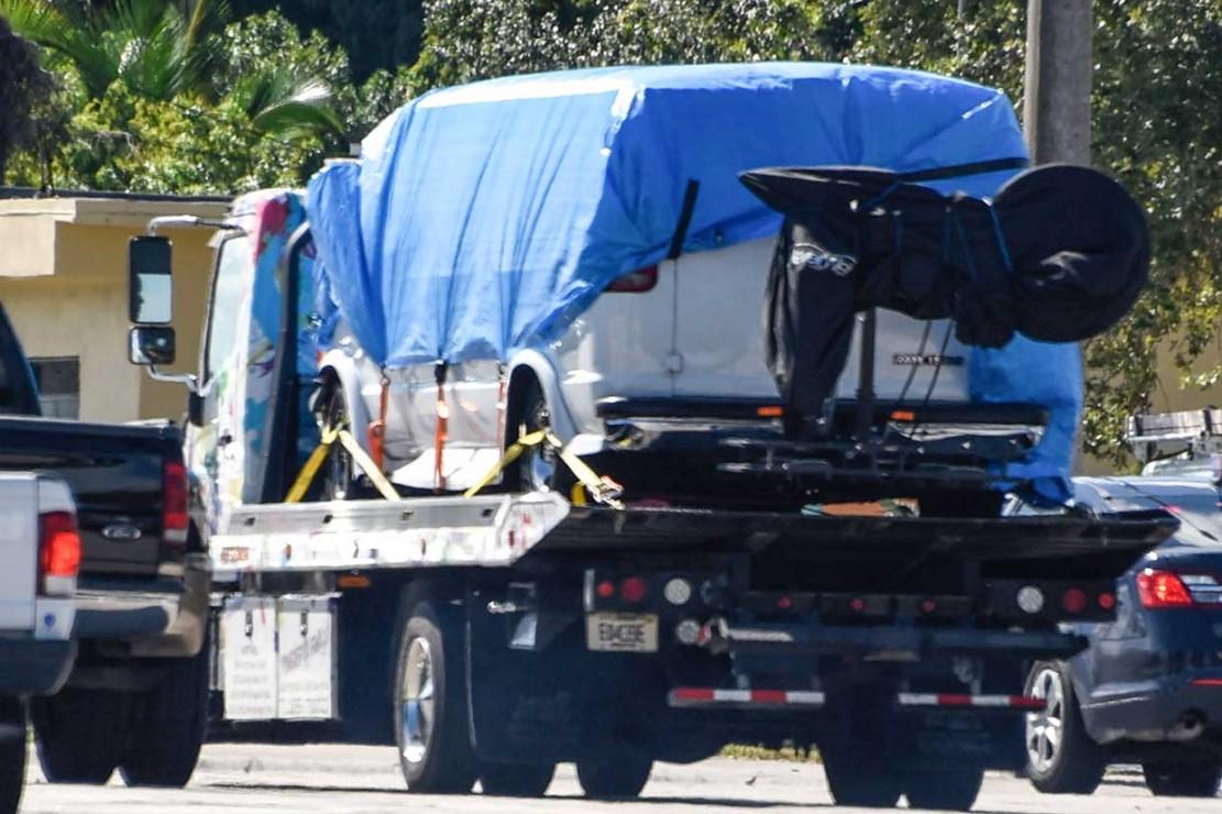 Polisi Tangkap Pelaku Teror Paket Bom Pipa di AS
