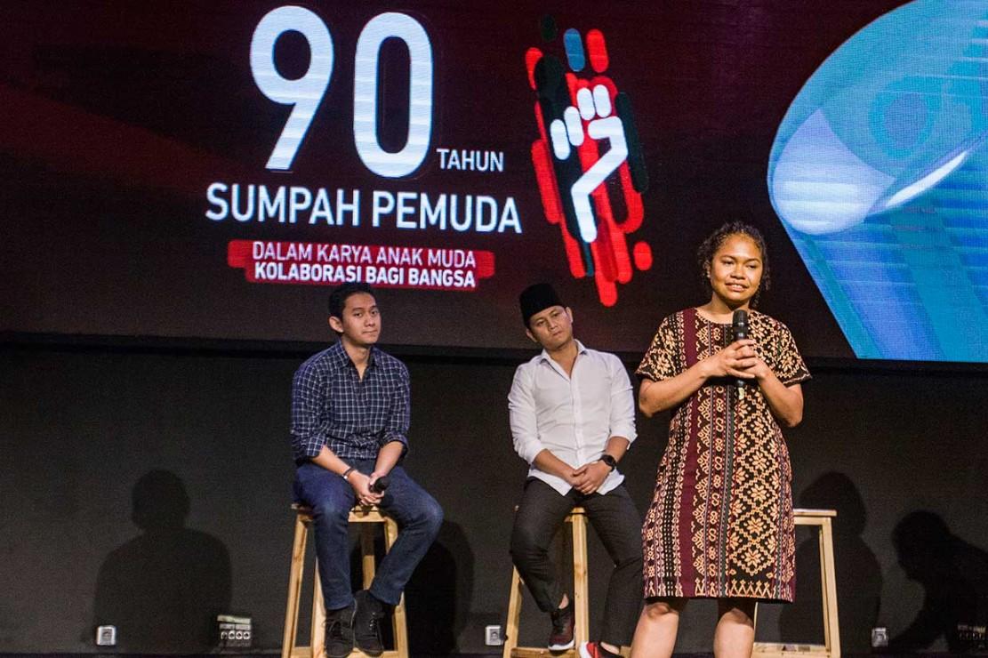 PDIP Gelar Diskusi Forum Pemuda 2018