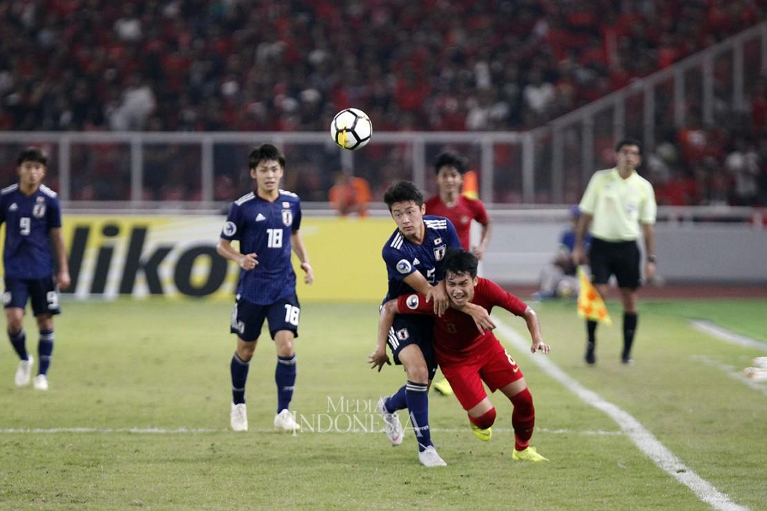Dikalahkan Jepang, Harapan Indonesia U-19 ke Piala Dunia Pupus