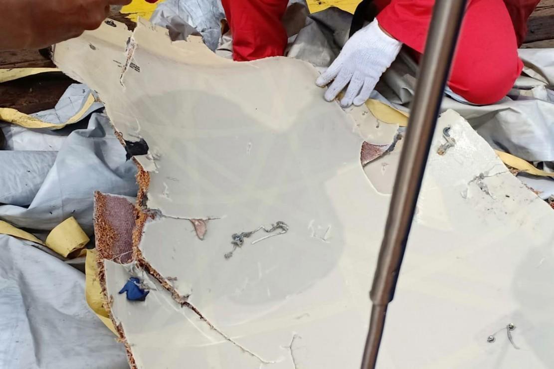 Puing Pesawat Lion Air JT610 Ditemukan di Tanjung Karawang