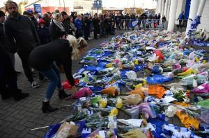 Leicester mengaku telah kehilangan sosok pria yang hebat. Kepemimpinan Vichai mampu membawa Leicester lebih baik. Afp Photo/Ben Stansall