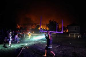 Sementara itu Pemkot Surakarta akan mengurus nasib pedagang Pasar Legi yang menjadi korban kebakaran. Diperlukan lokasi yang luas untuk merelokasi sekitar 1.500 pedagang.