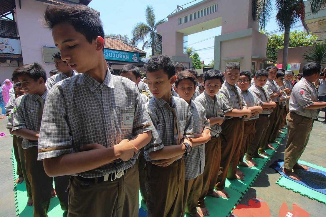Doa Bersama untuk Korban Jatuhnya Lion Air JT 610