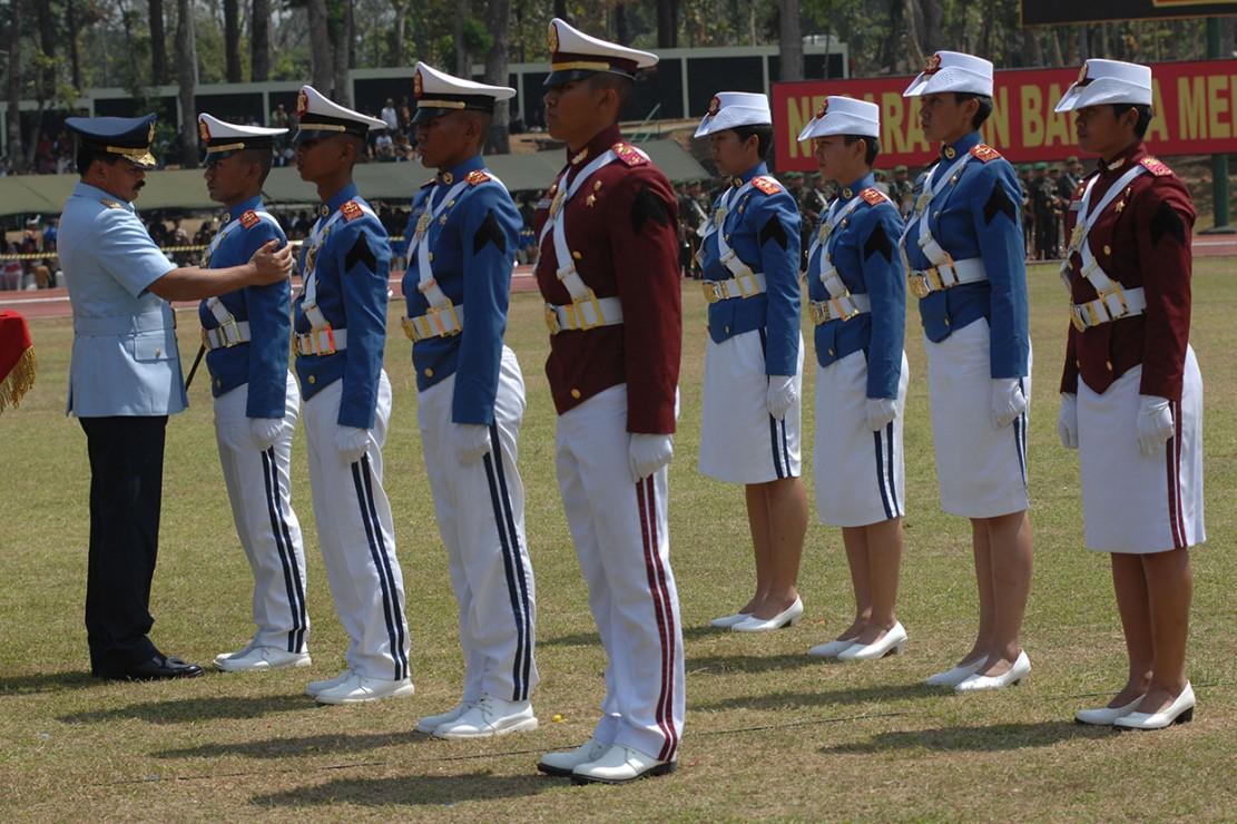 Wisuda Prabhatar Akademi TNI dan Akpol 2018