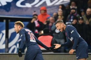 Gol pembuka timnya tersebut merupakan gol ke-11 Mbappe musim ini.