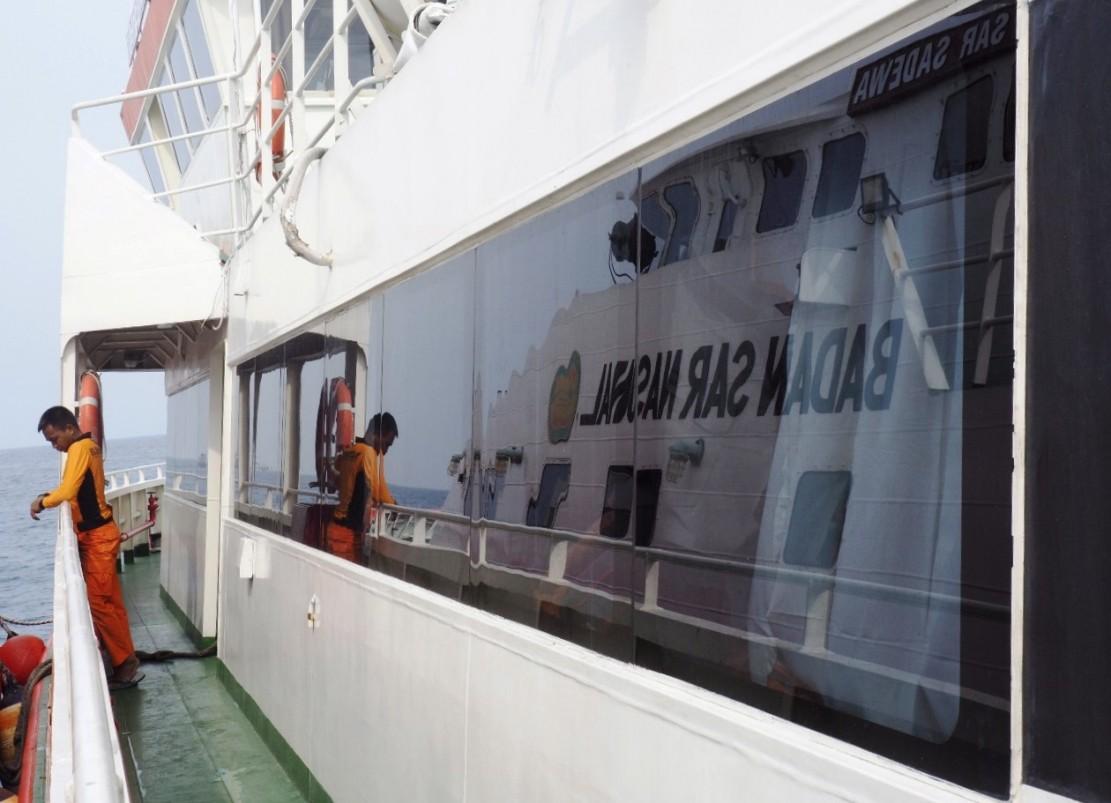 Di Kapal Pencari Korban Musibah Lion Air JT610