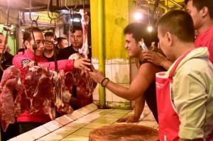 Permintaan daging biasanya melonjak pada akhir tahun.