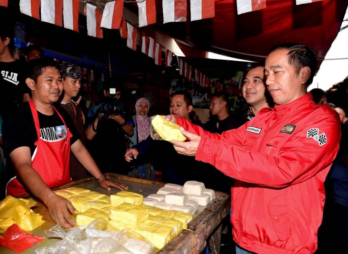 Sunmori ala Presiden Jokowi