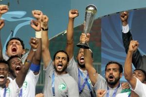 Arab Saudi menang dengan skor 2-1 dan berhasil menjadi juara Piala Asia U-19.