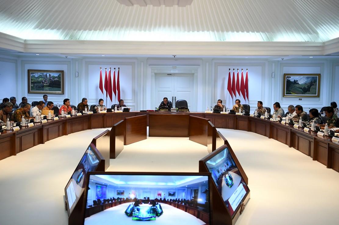 Jokowi Minta Penyediaan Rumah ASN Dipercepat