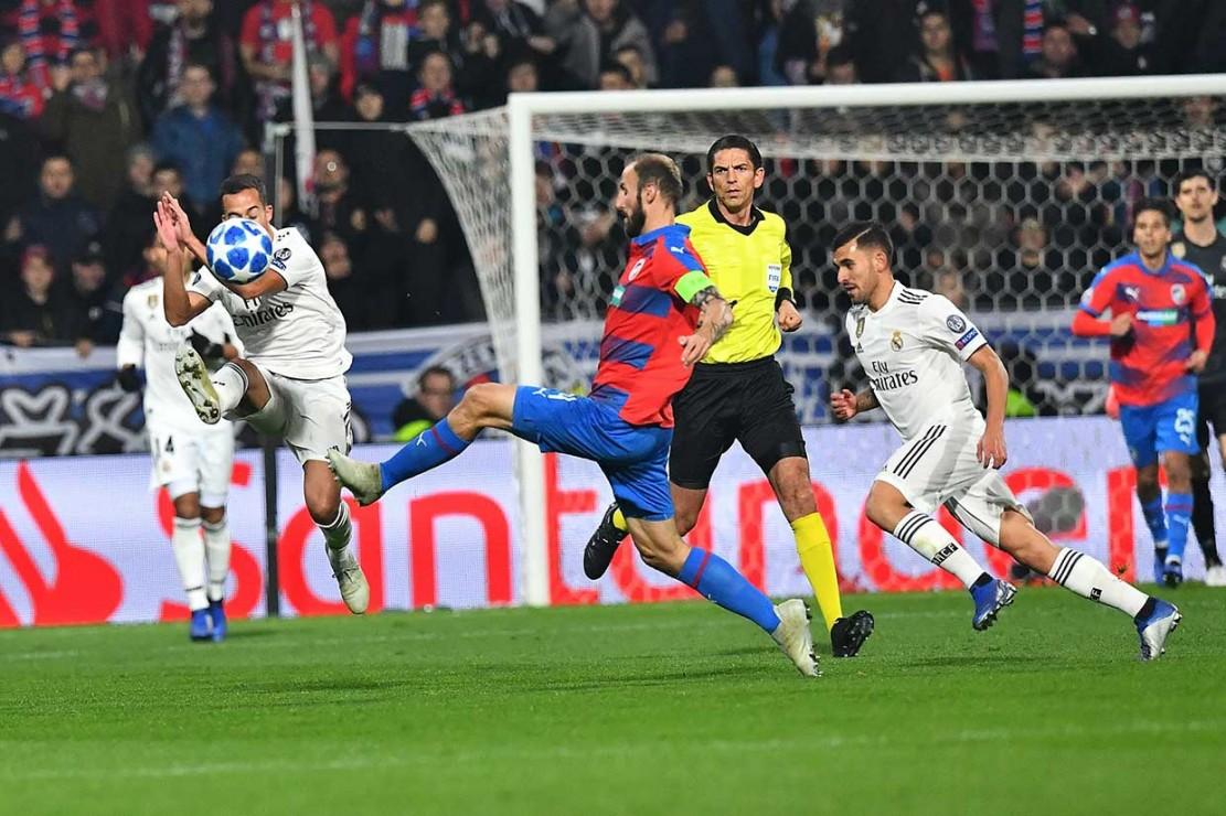 Real Madrid Libas Viktoria Plzen 5-0