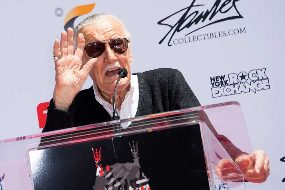Stan Lee, Pencipta Superhero Marvel Tutup Usia