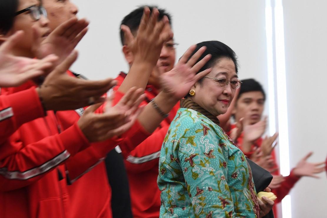 Megawati Buka Sekolah Caleg PDIP Gelombang Terakhir