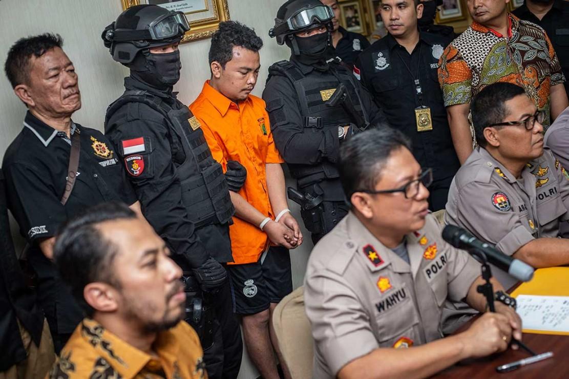 Motif Pembunuhan Sekeluarga di Bekasi karena Dendam