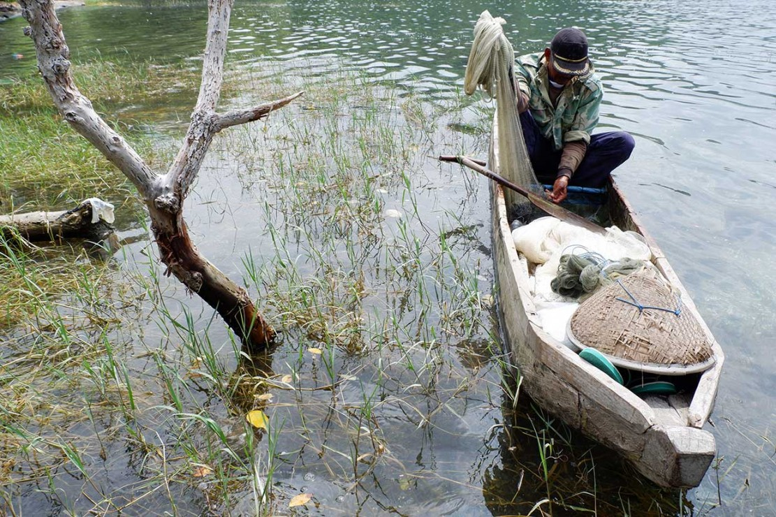 Upaya Warga Nagari Sumpu Menjaga Populasi Ikan Bilih