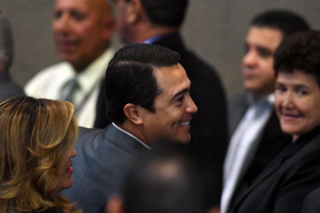 Adik Presiden Honduras Ditangkap di AS Terkait Narkoba