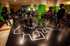 Acara yang digelar pada 24-25 November itu menjadi ajang meningkatkan pemahaman akan keilmuan robotik di kalangan generasi muda.