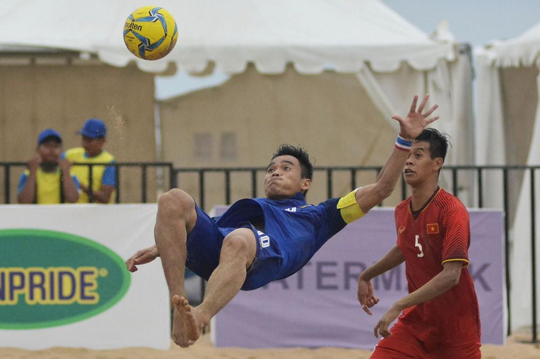 Vietnam Juara Sepak Bola Pantai AFF 2018