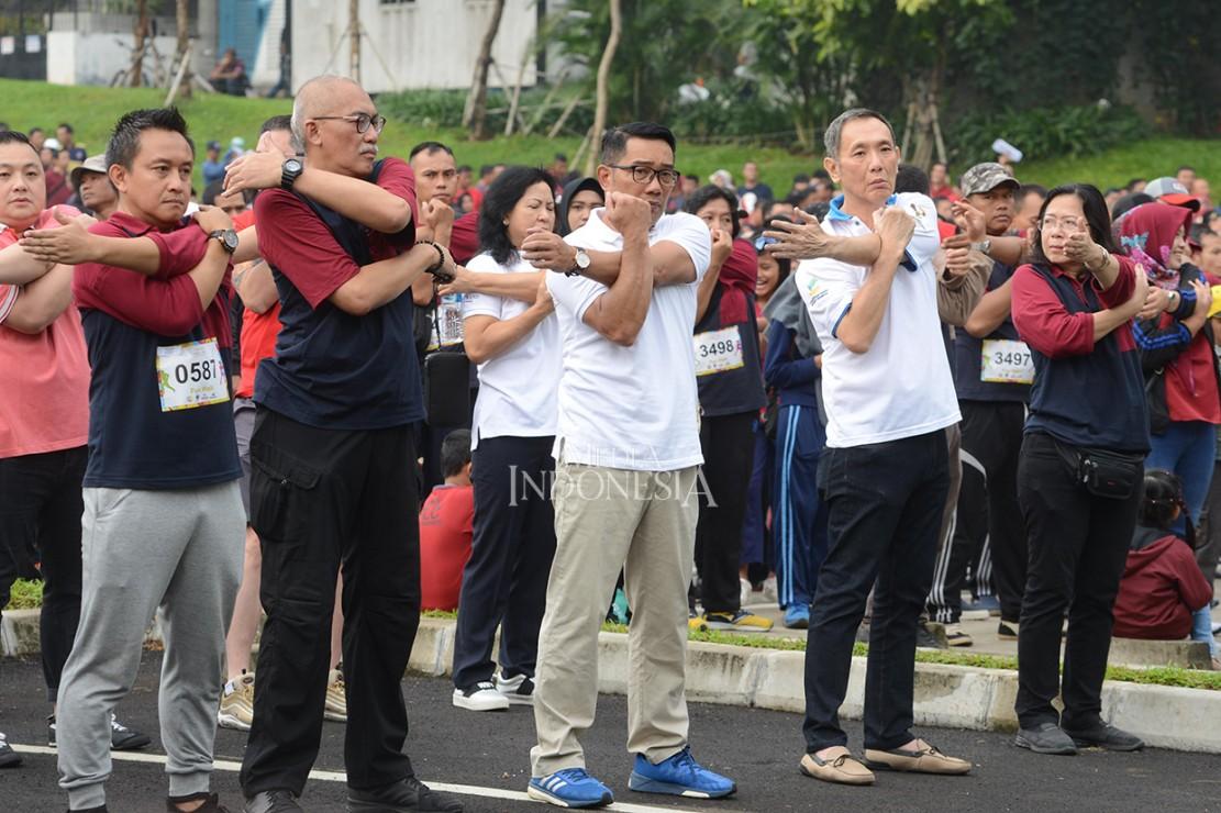 Ribuan Peserta Ramaikan Family Day AGP
