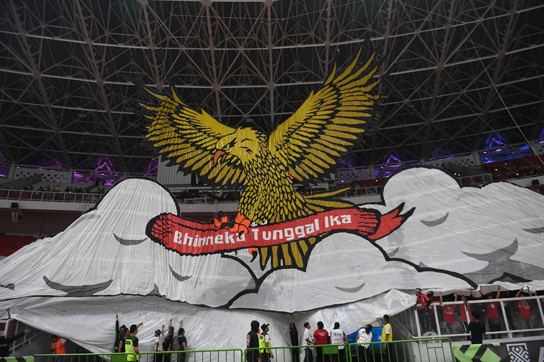 Indonesia Vs Filipina Imbang Tanpa Gol