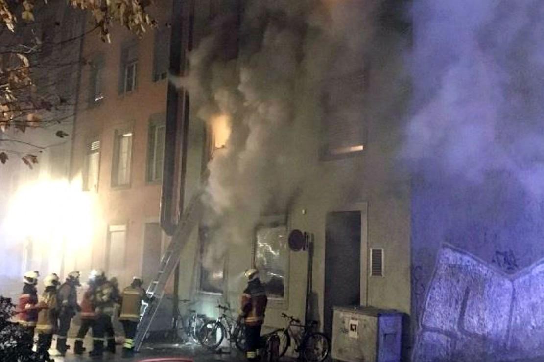 Kebakaran Apartemen di Swiss Tewaskan Enam Orang