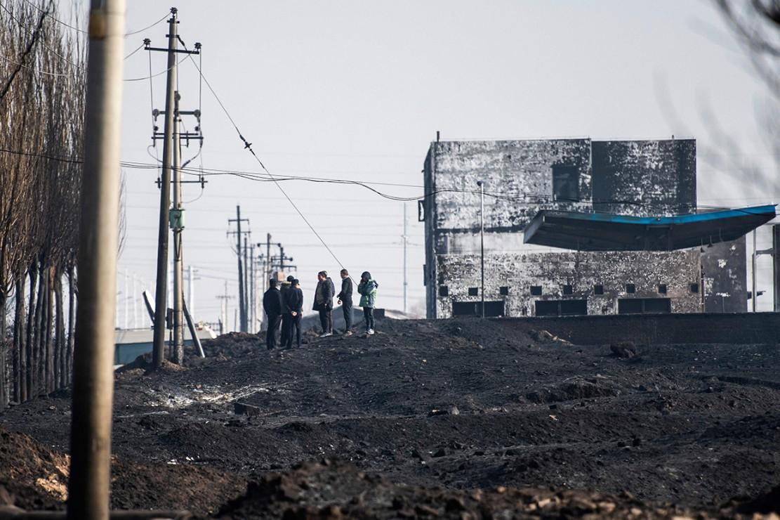 Ledakan Dekat Pabrik Kimia di Tiongkok Tewaskan 22 Orang