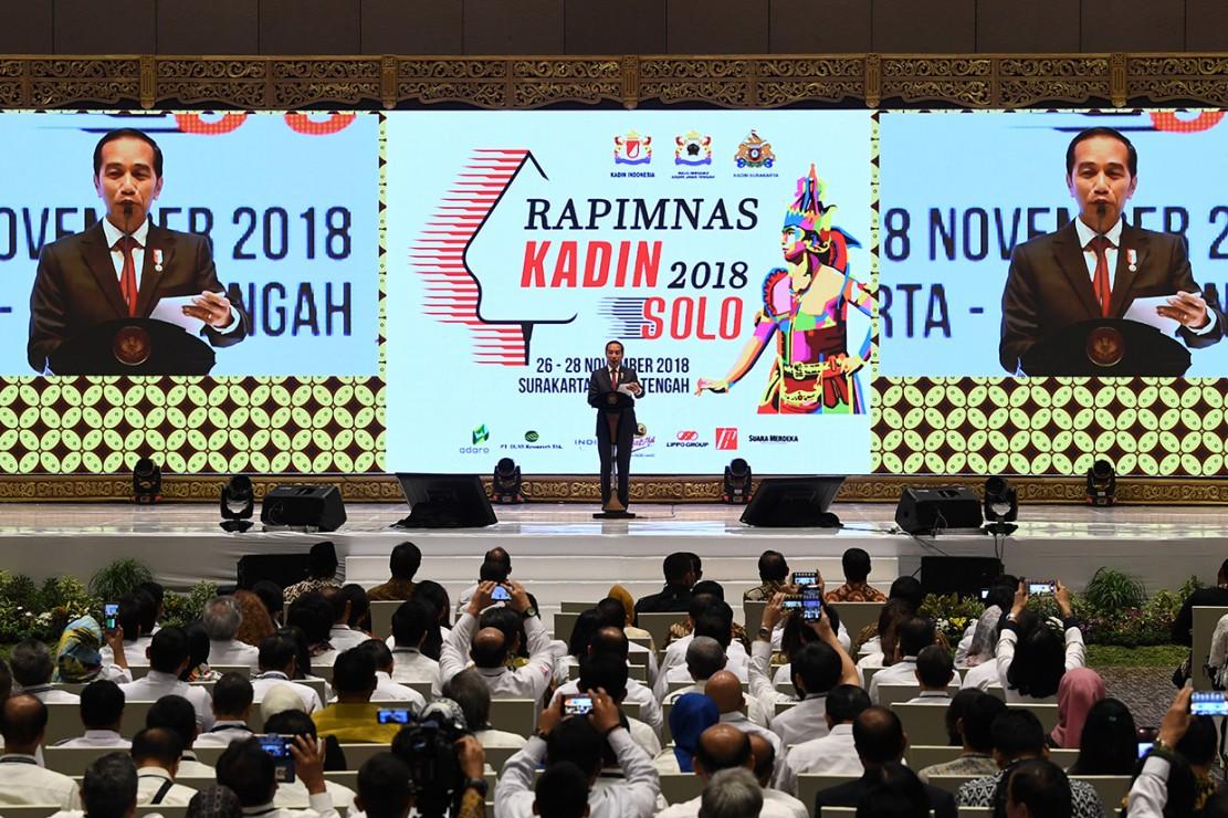 Jokowi Pastikan UMKM Dikeluarkan dari Relaksasi DNI