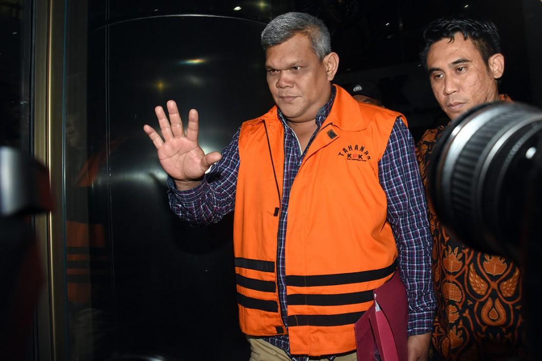 KPK Tahan Dua Hakim PN Jaksel