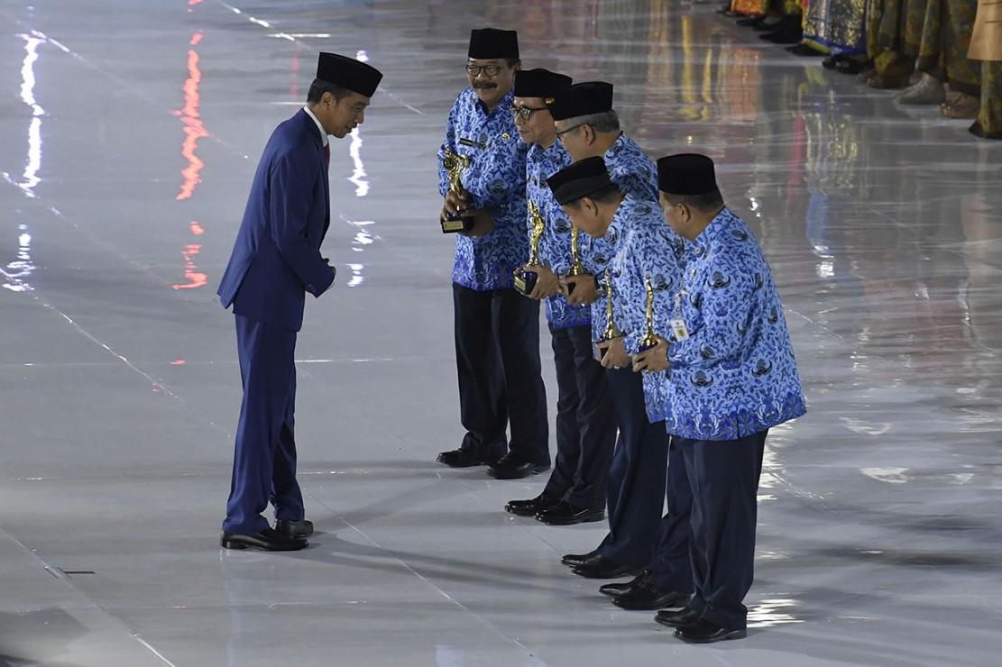 Jokowi Minta ASN Bersiap Hadapi Revolusi Industri 4.0