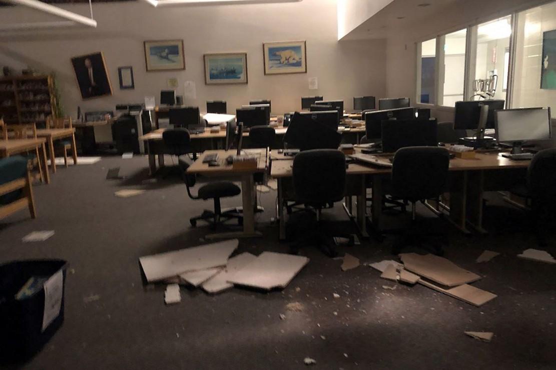 Alaska Diguncang Gempa 7 Magnitudo