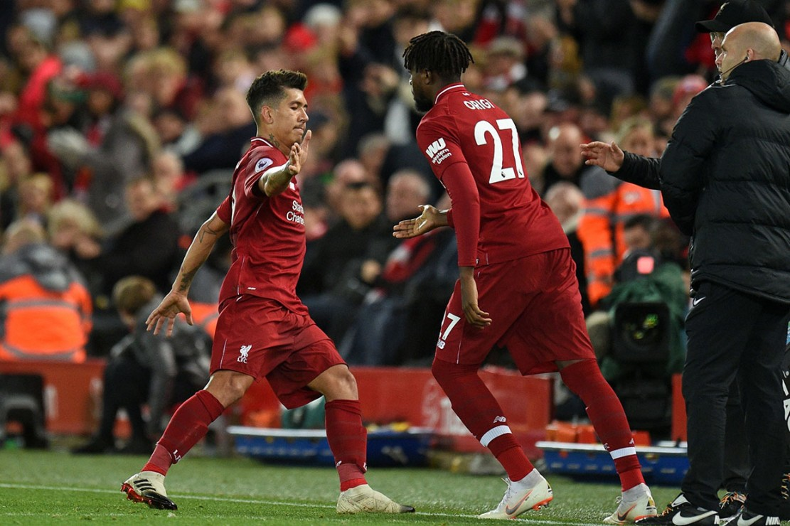 Liverpool Menangi Derby Merseyside