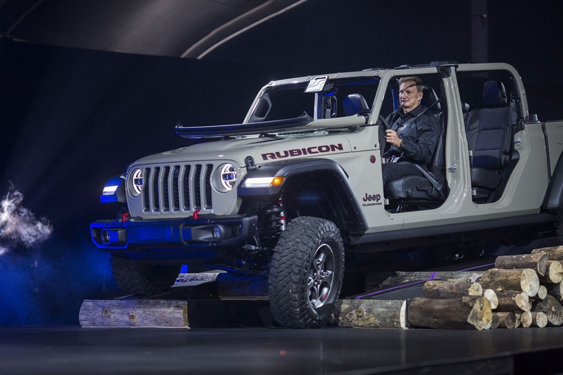 Deretan Mobil Baru di LA Auto Show