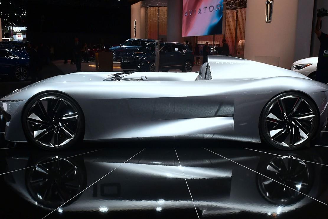 Kerennya Mobil-mobil Konsep di LA Auto Show