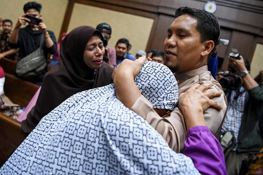 Bupati Bener Meriah Divonis 3 Tahun Penjara