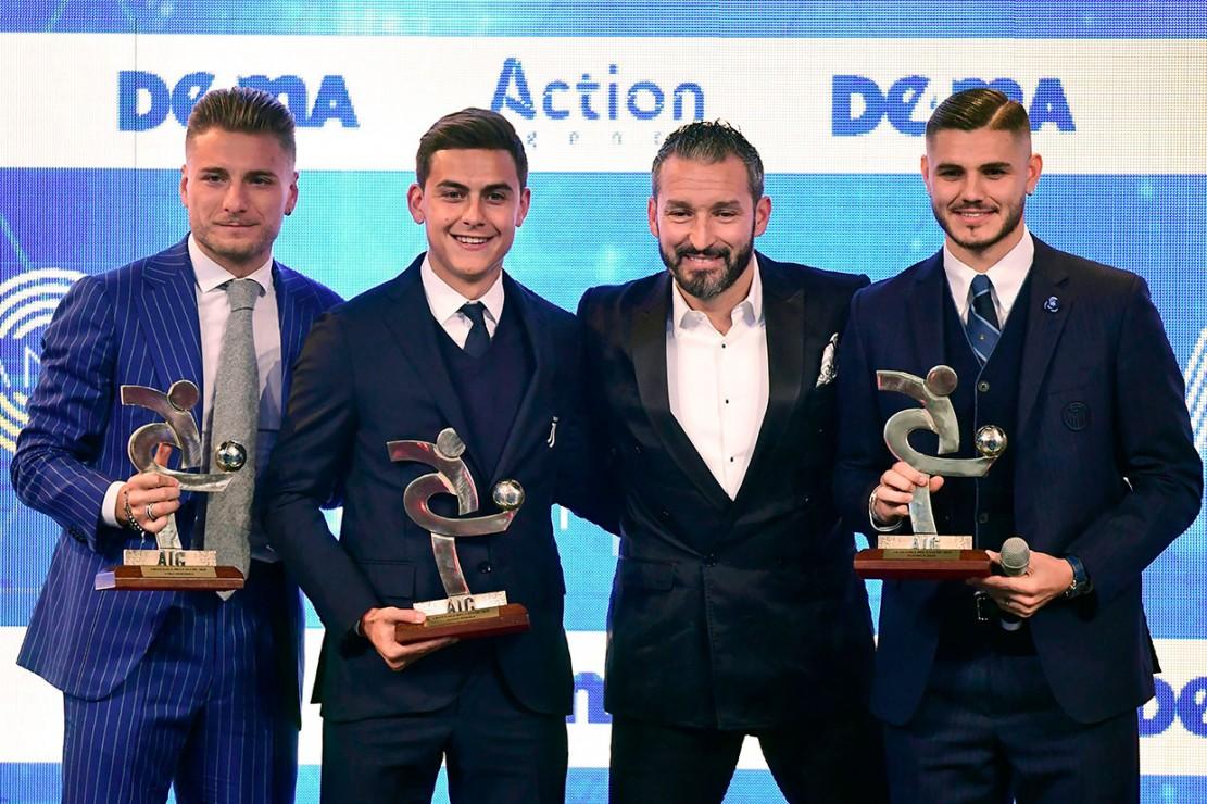 Mauro Icardi Jadi Pemain Terbaik Serie A
