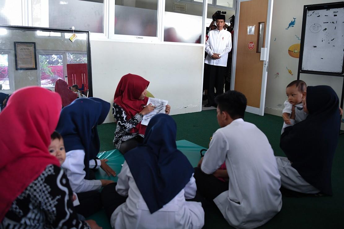 Jokowi Kunjungi Universitas Aisyiyah Yogyakarta