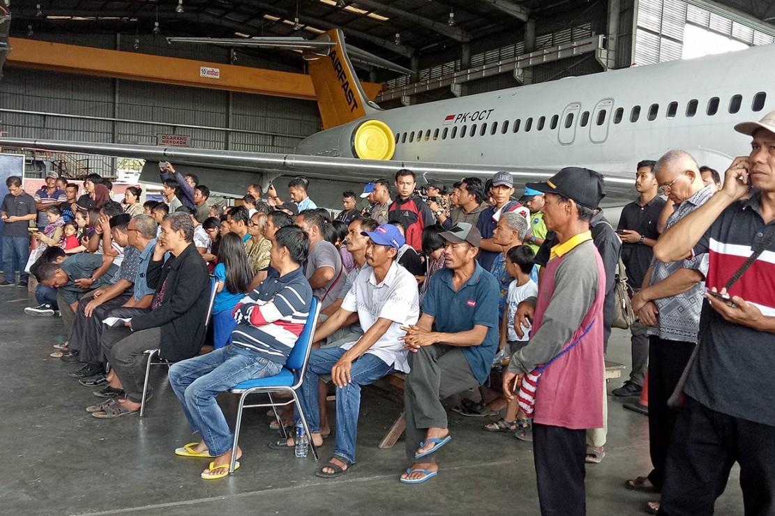 Sembilan Jenazah Korban KKB Papua Diserahkan ke Keluarga