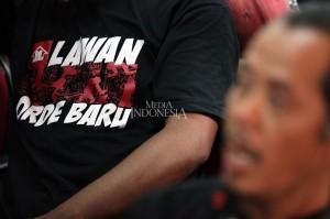 Meski mengklaim tidak ada unsur politik dalam kegiatan tersebut, Rumah Gerakan 98 juga sepakat untuk tidak memilih capres-cawapres nomor urut 02 Prabowo Subianto-Sandiaga Uno.